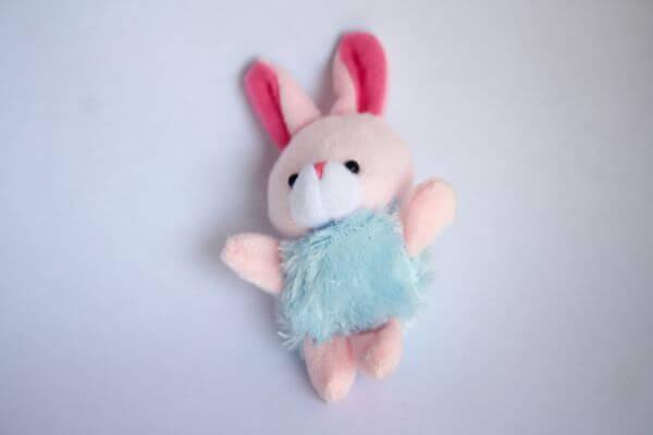 Rabbit Soft Toy photo