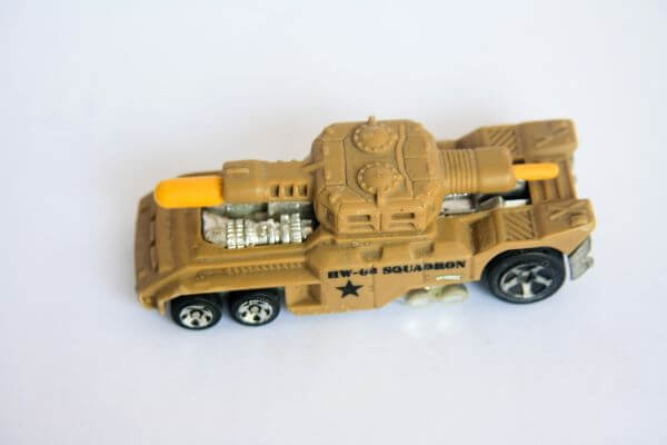 Toy Military Truck photo