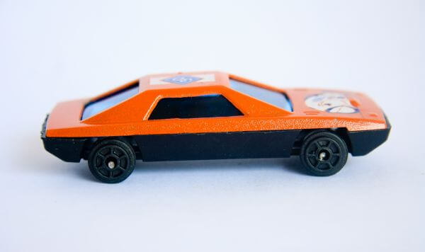 Toy Sports Car photo