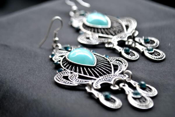 Beautiful Earrings photo