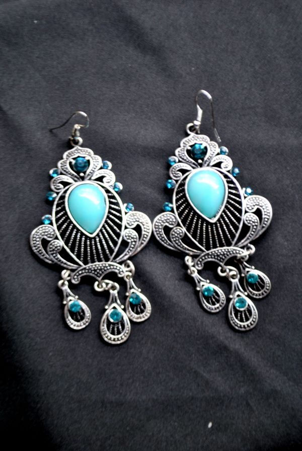 Earrings Beautiful photo
