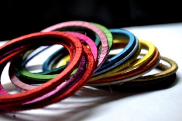 Rings Colorful photo