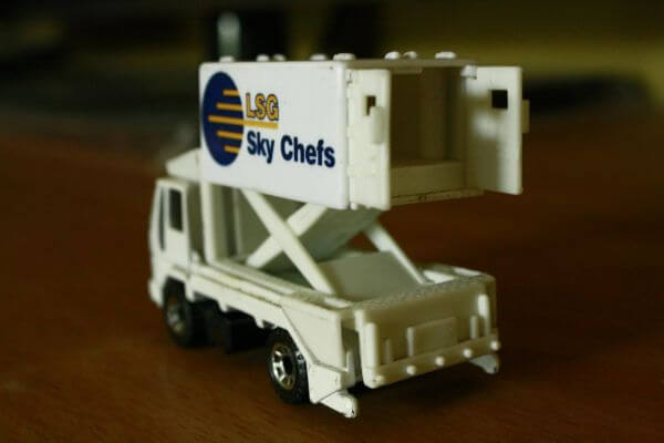 Toy Truck Sky Chef Aeroplane Food photo