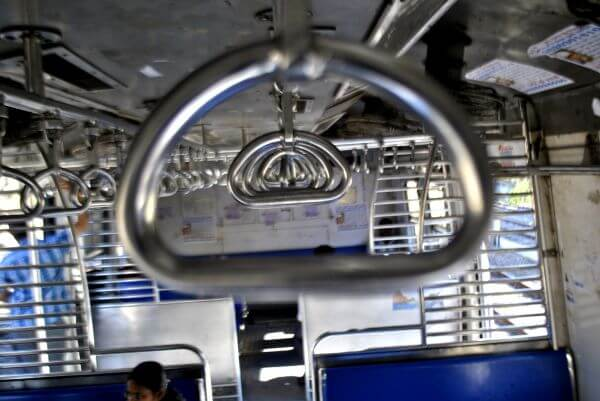 Train Handle Passenger photo