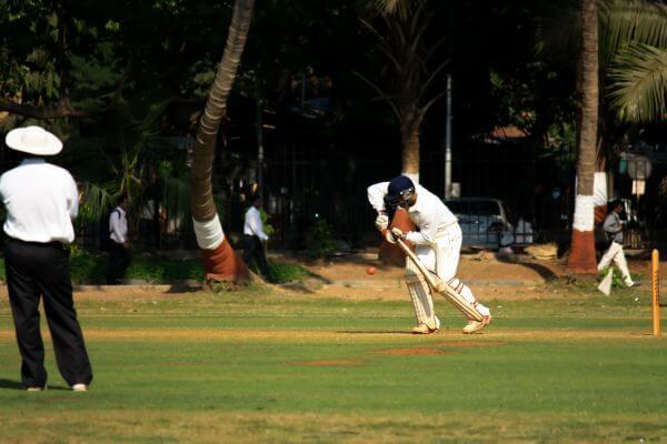 Batsman Defensive Stroke photo