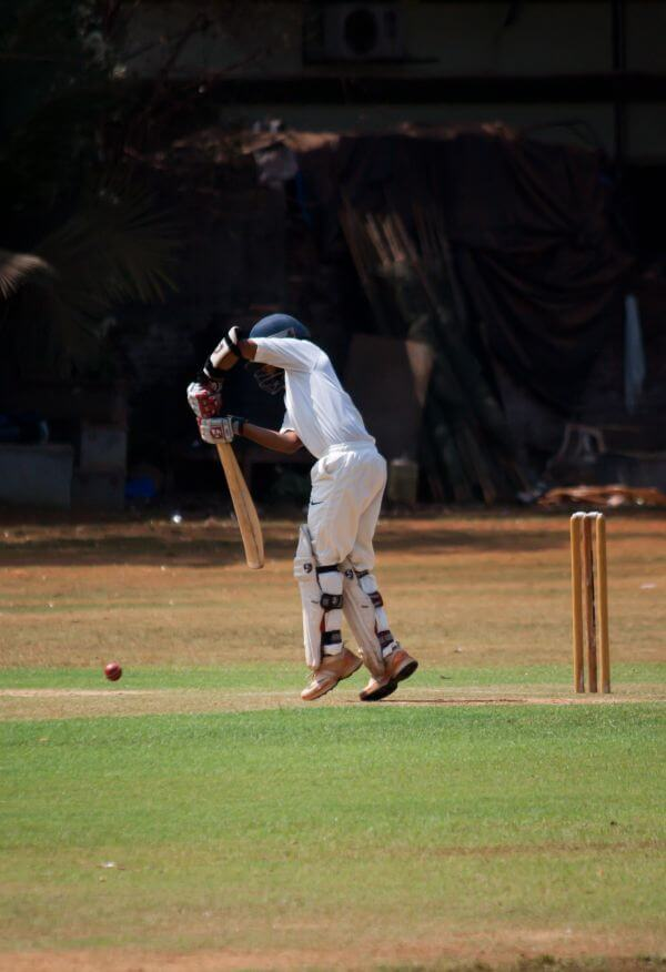 Cricket Batsman Play photo