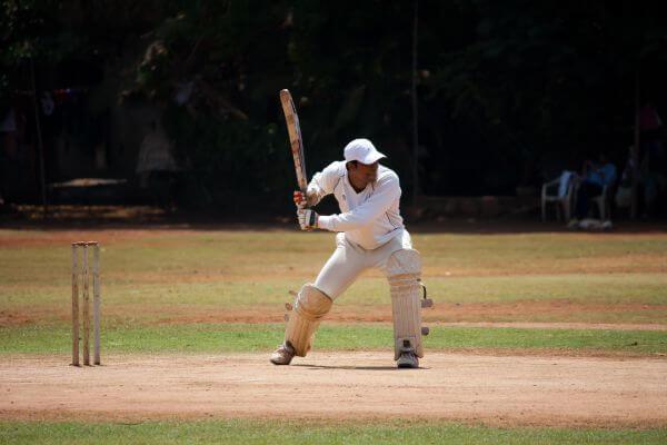 Cricket Batsman photo