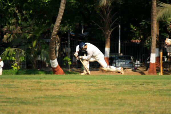 Cricket Batting Sports photo