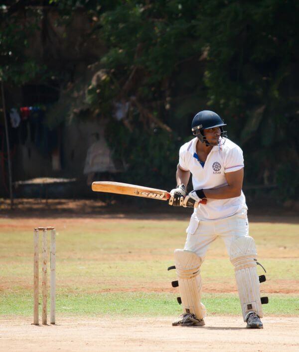 Cricket Batting photo