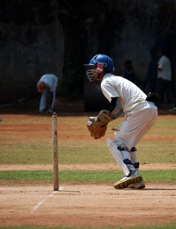 Wicket Keeper Sports Cricket photo