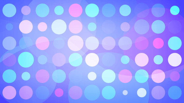 Disco Dots vector
