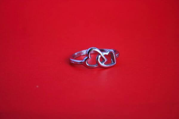 Heart Shaped Ring photo