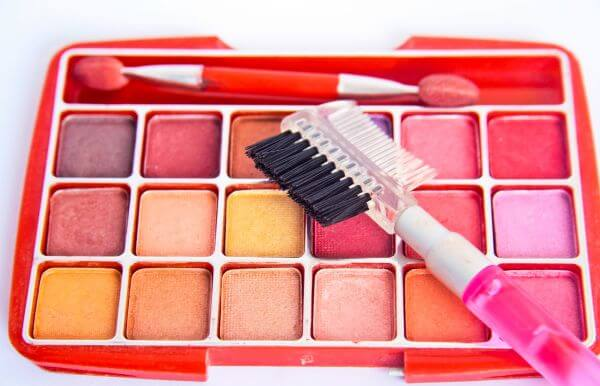 Makeup Colors Brushes photo