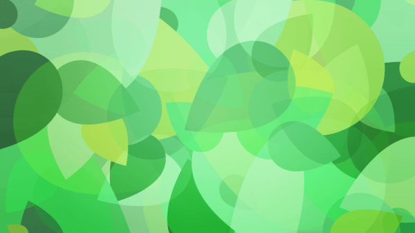 Abstract Foliage  vector