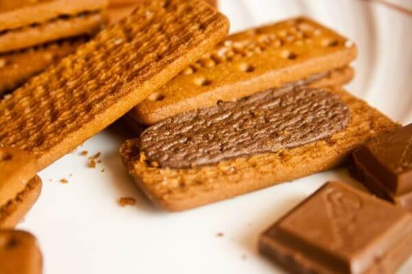 Chocolate Cream Cookies photo