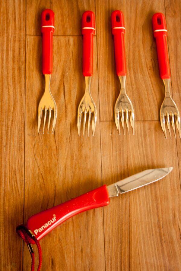 Knife Forks photo