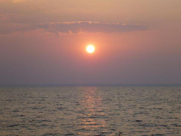 Amazing Sunset photo