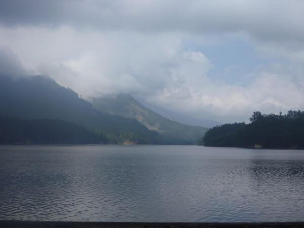 Beautiful Calm Serene Lake photo