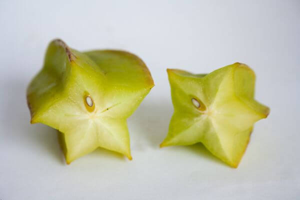 Star Shaped Fruit Carambola photo