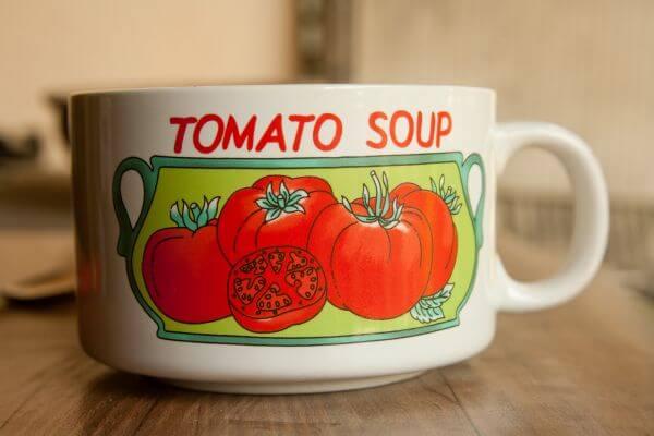 Tomato Soup Cup photo