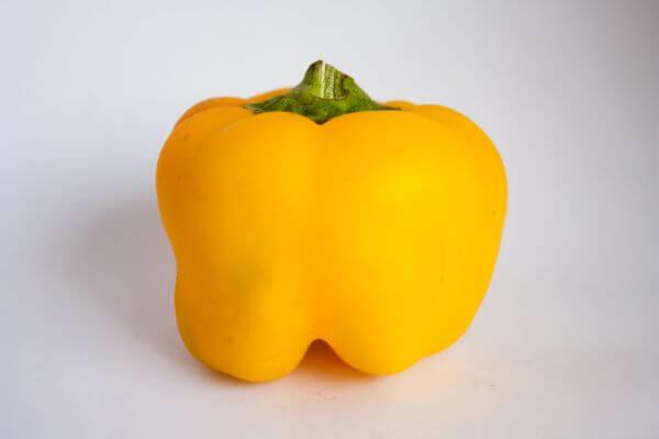 Yellow Bell Pepper photo