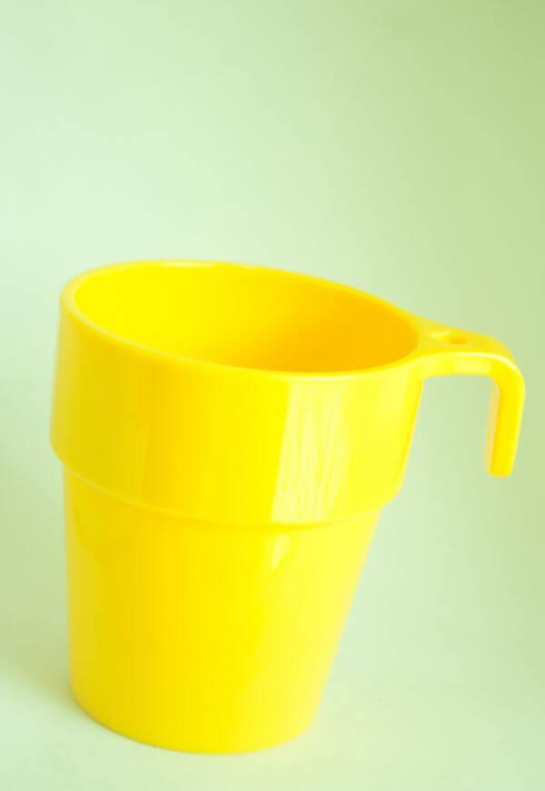 Yellow Mug photo