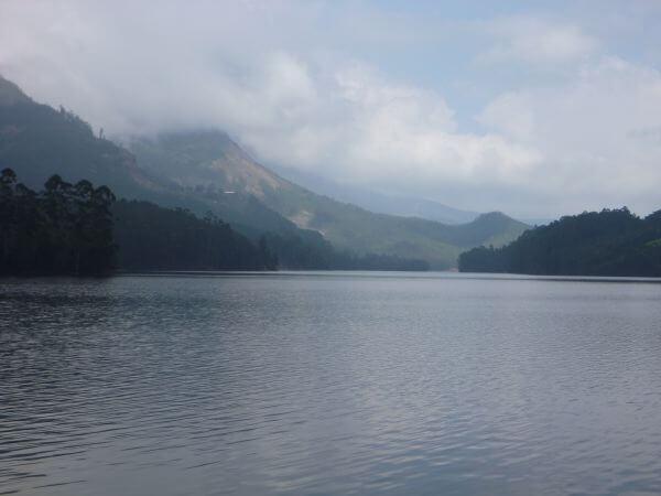 Beautiful Landscape Lake photo
