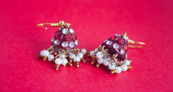 Flea Market Earrings photo