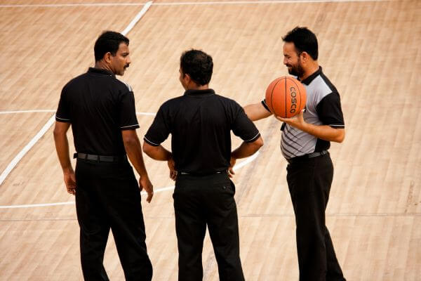 Basketball Refrees photo