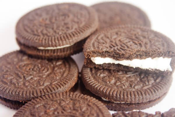 Cream Chocolate Biscuits photo