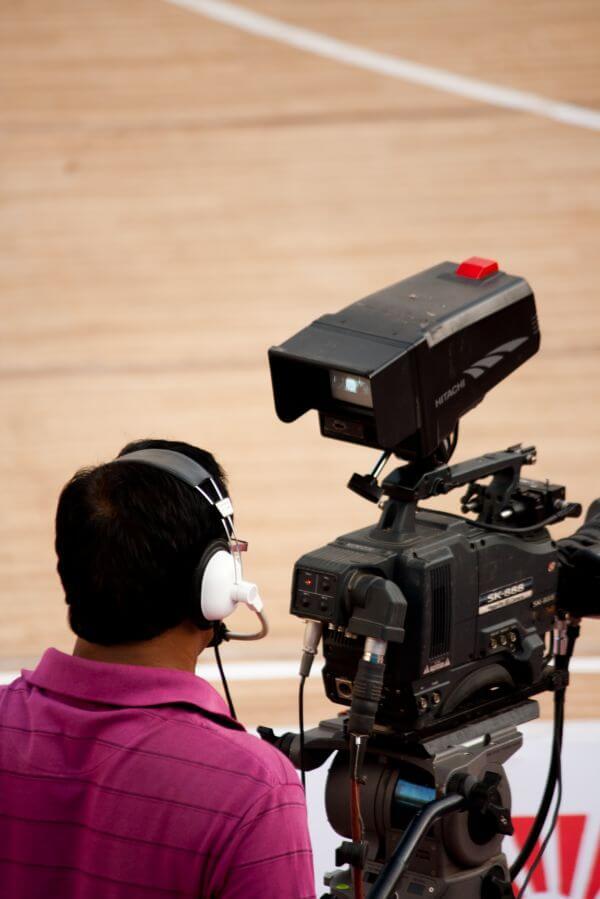 Videographer photo