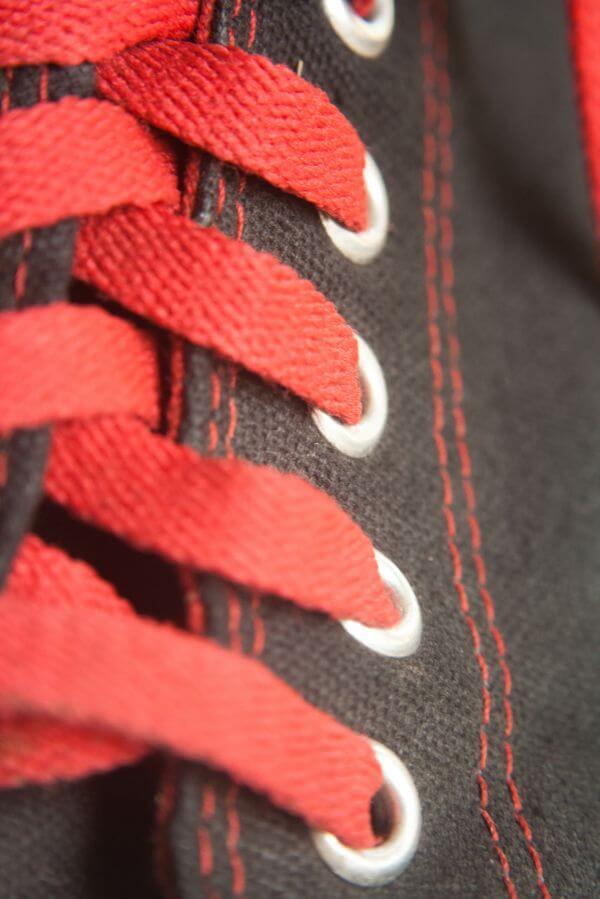 Canvas Shoes photo