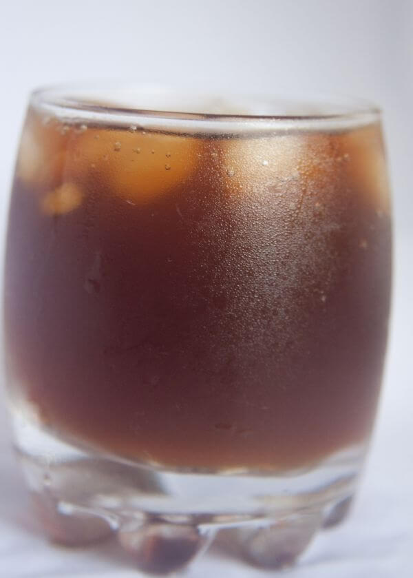 Cold Drink Glass Cola photo