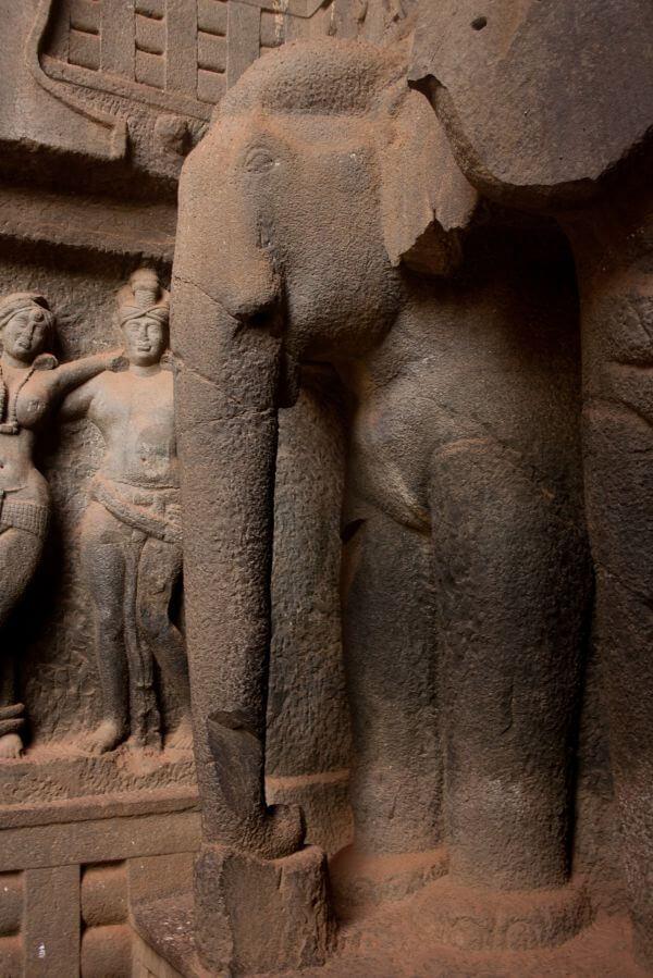 Elephant Statue Caves photo