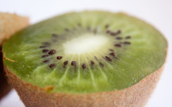 Kiwi Cut Closeup photo