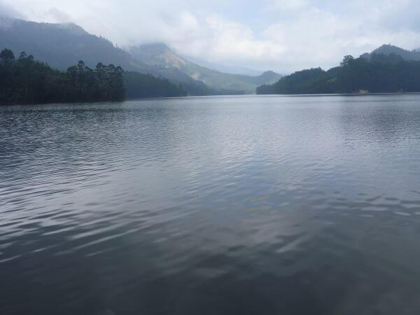 Lake Water Reflection photo