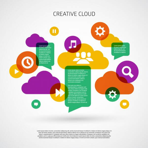 Creative Cloud vector