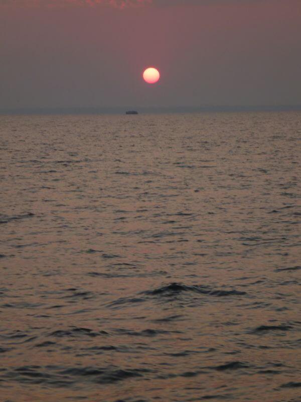 Ocean Sunset Sea View photo
