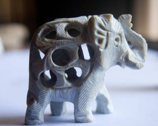 Elephant Statue Small photo