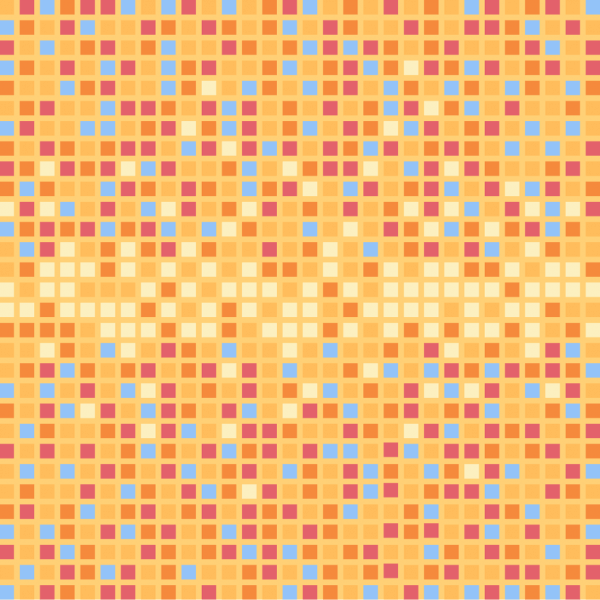 Vector mosaic background vector