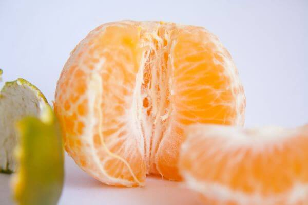 Orange Fruit Open photo