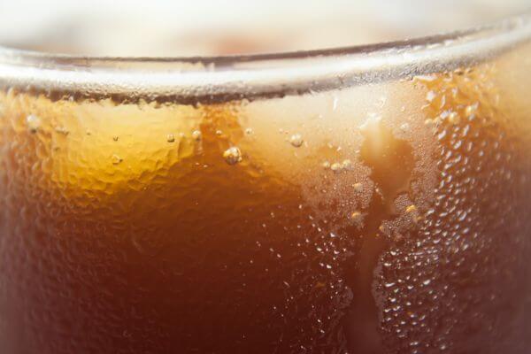 Cola Drink Close photo