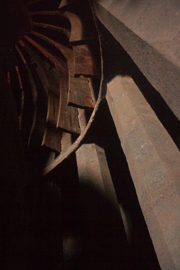 Kalra Caves Interior photo