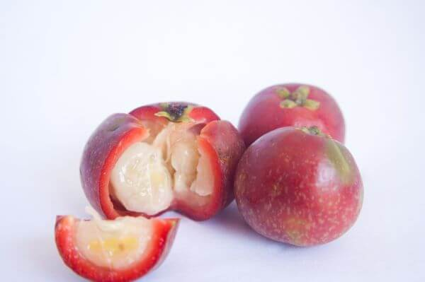 Kokum Fruits Cut photo