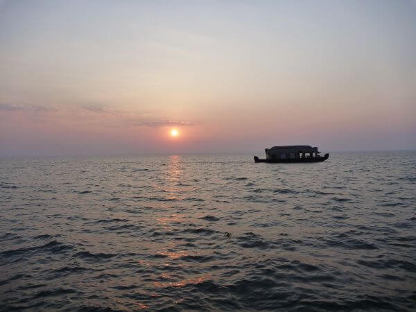 Sunset View Houseboat photo