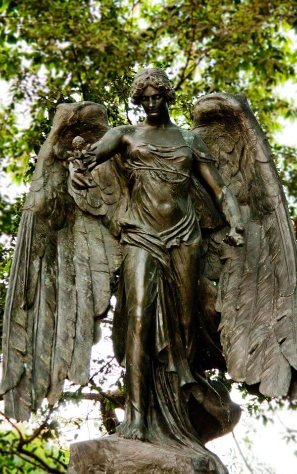 Angel Fairy Statue photo
