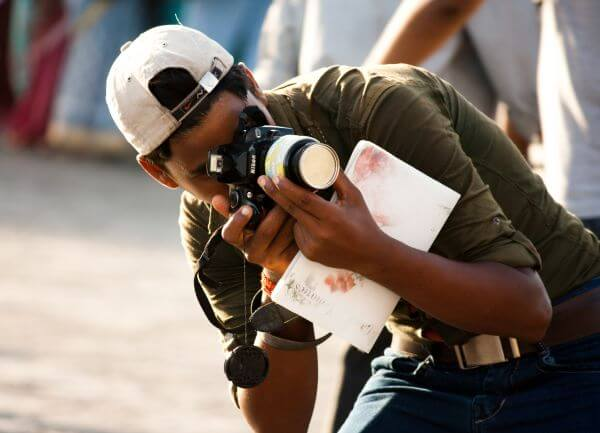 Camera Photographer photo