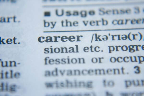 Career Word Dictionary photo