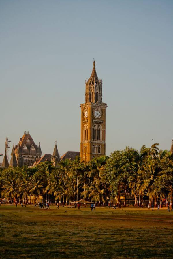 Clock Tower Mumbai photo