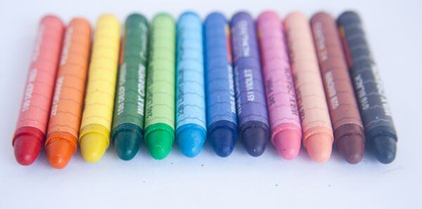 Crayons Colors photo